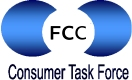 FCC Consumer Task Force logo