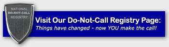 Click to visit our do-not-call registry page...