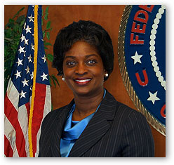 Photo of Commissioner Mignon Clyburn