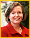 Former FCC Commissioner Meredith Attwell Baker