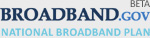 Broadband.gov logo - Click to visit Broadband.gov