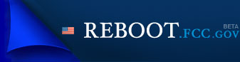 Click to visit REBOOT.FCC.GOV