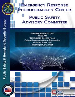 ERIC PSAC Meeting Poster
