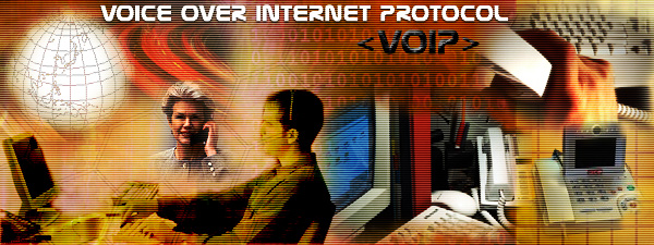 Voice Over Internet Protocol banner image
